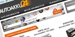 Autoakku24.hu webáruház