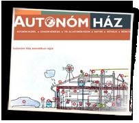 Autonomház weboldal