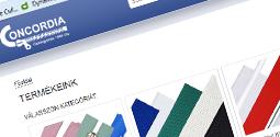 Concordia-zipper webshop