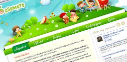 Csemetecsana  weboldal