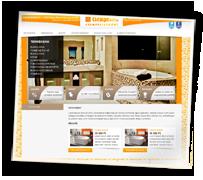 Csempeker weboldal