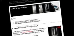 Euro-Profil Home Kft. hírlevél