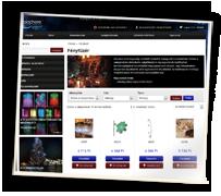 Fényfüzér webshop