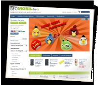 Geomobil webáruház