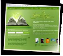 Könyvkészítes weboldal