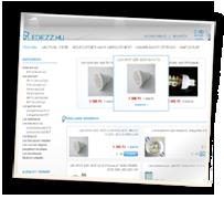 Ledezz.hu webshop