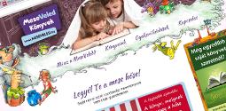 Meseveled.hu weboldal