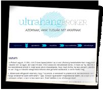 Ultrahangbroker