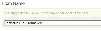 vállalkozás, cég neve